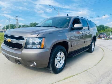2012 Chevrolet Suburban for sale at Xtreme Auto Mart LLC in Kansas City MO