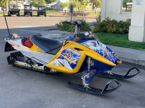 2007 Skidoo Summit 800 159in for sale at Harper Motorsports in Post Falls ID
