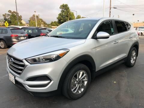 2018 Hyundai Tucson for sale at EKE Motorsports Inc. in El Cerrito CA