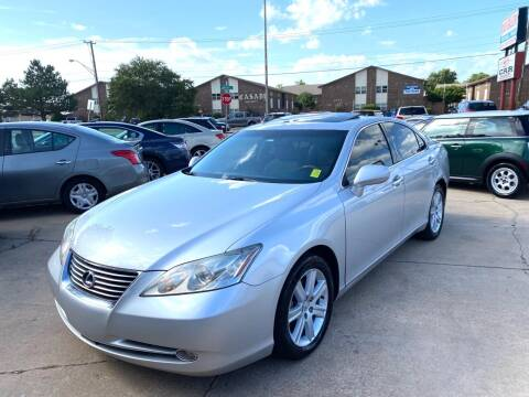 2008 Lexus ES 350 for sale at Car Gallery in Oklahoma City OK