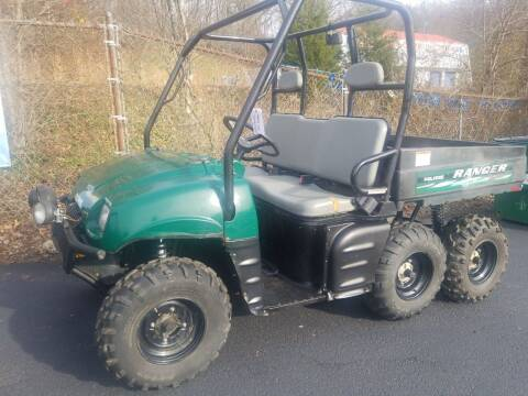 2002 Polaris Ranger 6x6 for sale at W V Auto & Powersports Sales in Cross Lanes WV