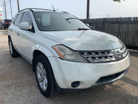 2007 Nissan Murano for sale at The Kar Store in Arlington TX