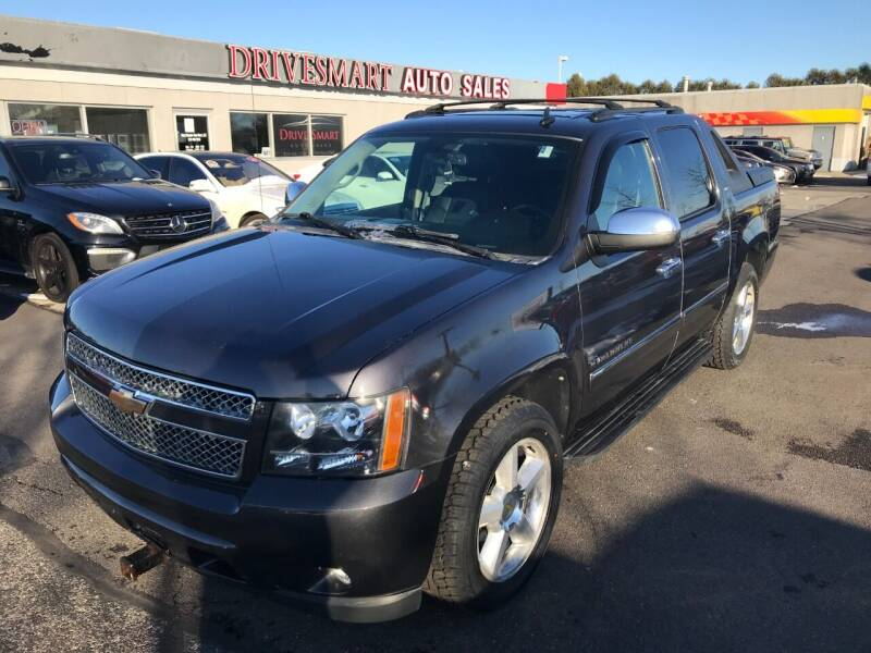 2010 Chevrolet Avalanche for sale at DriveSmart Auto Sales in West Chester OH
