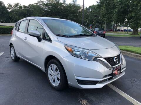 2017 Nissan Versa Note for sale at Mike's Auto Sales INC in Chesapeake VA
