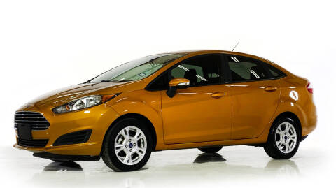 2016 Ford Fiesta for sale at Houston Auto Credit in Houston TX