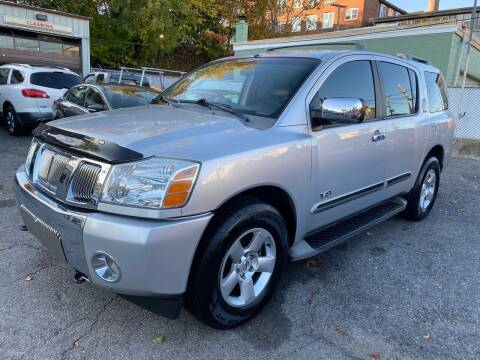 2007 Nissan Armada for sale at Independent Auto Sales in Pawtucket RI