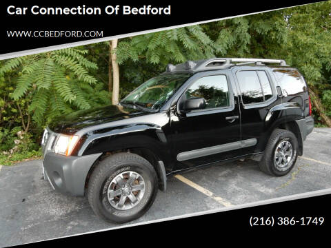 2014 Nissan Xterra for sale at Car Connection of Bedford in Bedford OH