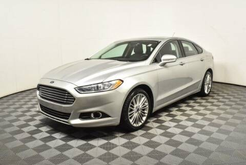 2016 Ford Fusion for sale at Southern Auto Solutions-Jim Ellis Volkswagen Atlan in Marietta GA