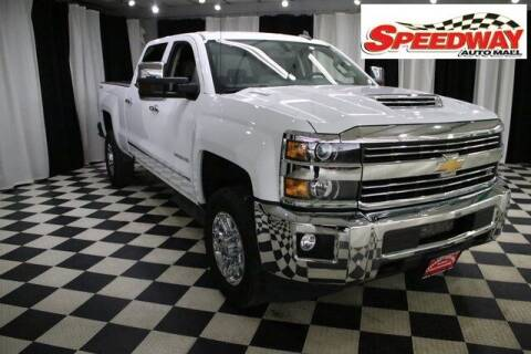 2019 Chevrolet Silverado 2500HD for sale at SPEEDWAY AUTO MALL INC in Machesney Park IL