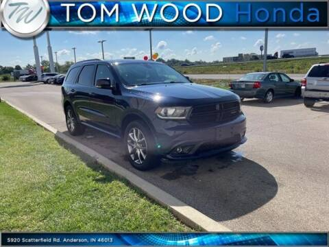 2017 Dodge Durango for sale at Tom Wood Honda in Anderson IN