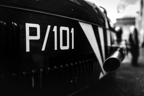 2021 Morgan 3-WHEELER P101W