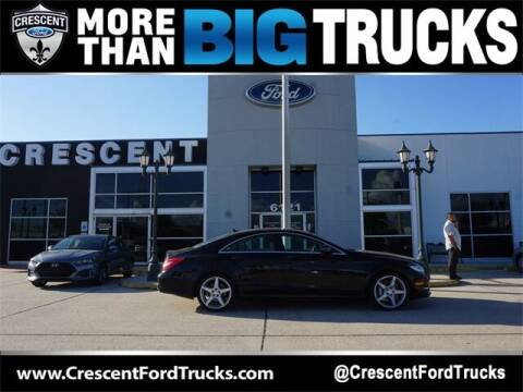 2014 Mercedes-Benz CLS for sale at Crescent Ford in Harahan LA