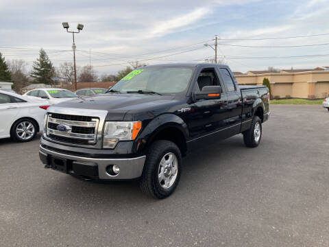 2014 Ford F-150 for sale at Majestic Automotive Group in Cinnaminson NJ