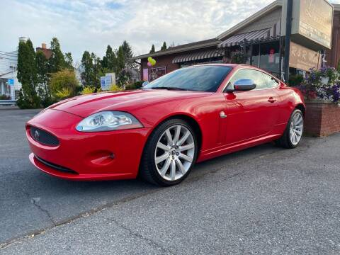 2007 Jaguar XK-Series for sale at R & R Motors in Queensbury NY
