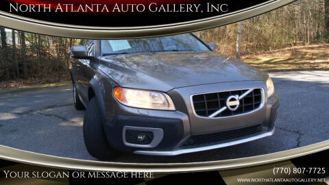 2010 Volvo XC70 for sale at North Atlanta Auto Gallery, Inc in Alpharetta GA