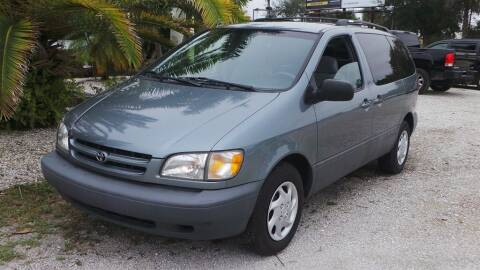 1999 Toyota Sienna for sale at Southwest Florida Auto in Fort Myers FL