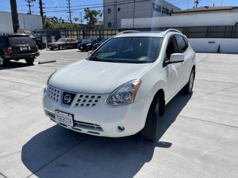 2008 Nissan Rogue for sale at Hunter's Auto Inc in North Hollywood CA