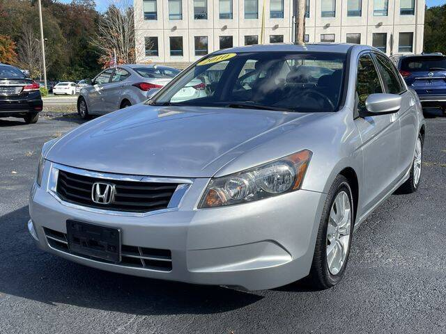 2010 Honda Accord for sale at All Star Auto  Cycle in Marlborough MA