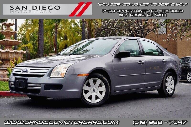 2007 Ford Fusion for sale in San Diego, CA