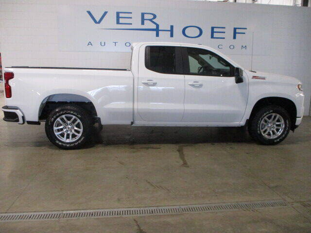 2020 Chevrolet Silverado 1500 for sale at Ver Hoef Automotive Inc in Sioux Center IA