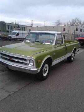 1968 Chevrolet C/K 20 Series for sale at Classic Car Deals in Cadillac MI