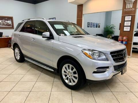 2015 Mercedes-Benz M-Class for sale at Adams Auto Group Inc. in Charlotte NC
