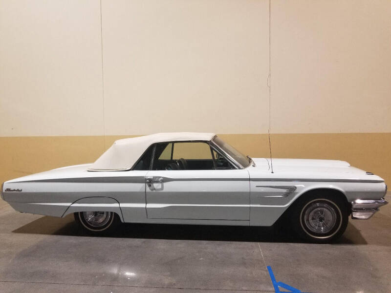 1965 Ford Thunderbird for sale at Bayou Classics and Customs in Parks LA