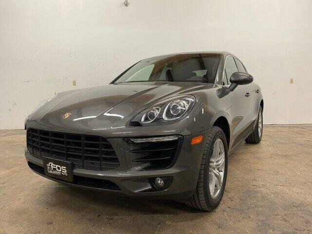 2015 Porsche Macan for sale at FDS Luxury Auto in San Antonio TX