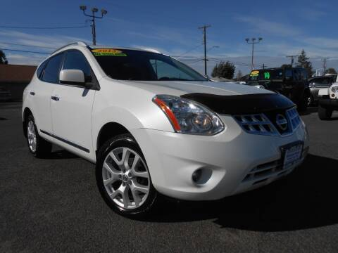 2013 Nissan Rogue for sale at McKenna Motors in Union Gap WA