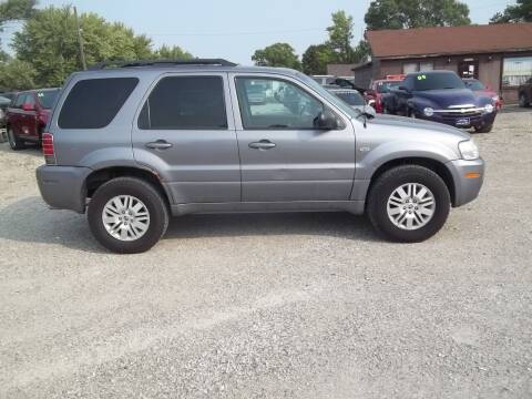 2007 Mercury Mariner for sale at BRETT SPAULDING SALES in Onawa IA