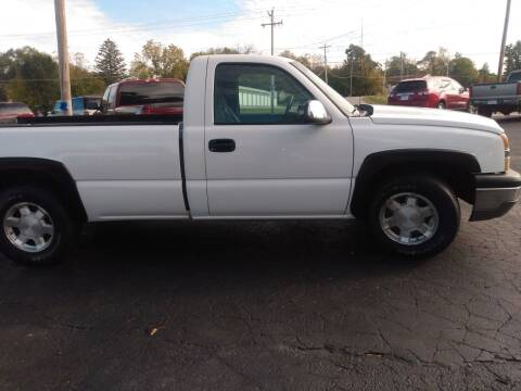 2007 Chevrolet Silverado 1500 Classic for sale at PAUL'S PAINT & BODY SHOP in Des Moines IA