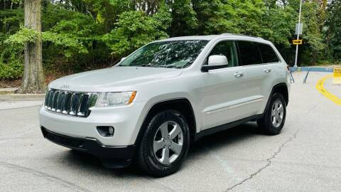 2012 Jeep Grand Cherokee for sale at Sports & Imports Auto Inc. in Brooklyn NY