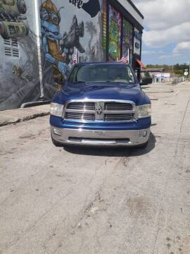 2011 RAM Ram Pickup 1500 for sale at Rosa's Auto Sales in Miami FL