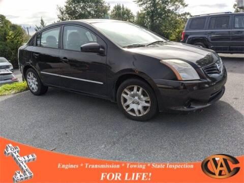 2011 Nissan Sentra for sale at VA Cars Inc in Richmond VA