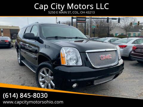 2008 GMC Yukon XL for sale at Cap City Motors LLC in Columbus OH