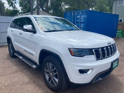 2017 Jeep Grand Cherokee for sale at Street Smart Auto Brokers in Colorado Springs CO