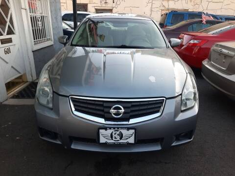 2007 Nissan Maxima for sale at K & S Motors Corp in Linden NJ