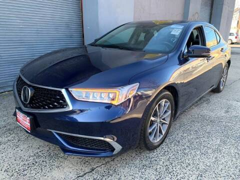 2018 Acura TLX for sale at Buy Here Pay Here Auto Sales in Newark NJ