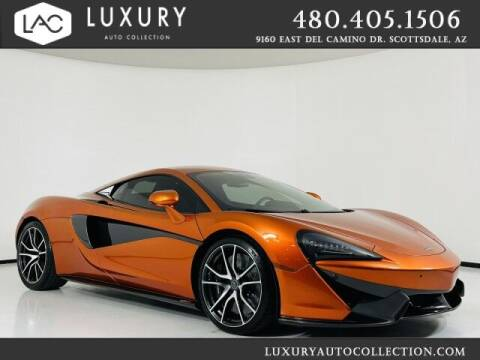 2016 McLaren 570S for sale at Luxury Auto Collection in Scottsdale AZ