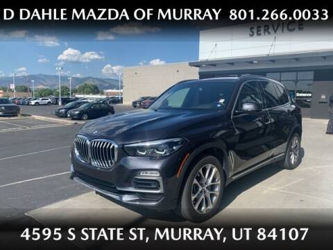 2019 BMW X5 for sale at D DAHLE MAZDA OF MURRAY in Salt Lake City UT