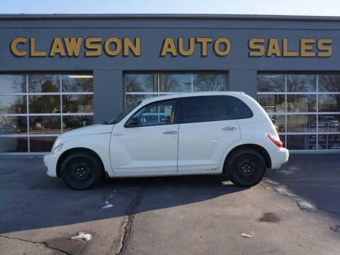 2006 Chrysler PT Cruiser for sale at Clawson Auto Sales in Clawson MI