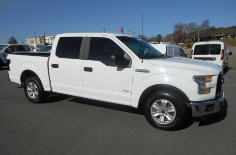 2016 Ford F-150 for sale at Benton Truck Sales in Benton AR