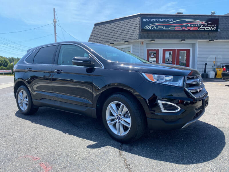 2016 Ford Edge for sale at Maple Street Auto Center in Marlborough MA