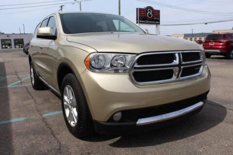 2012 Dodge Durango for sale at B & B Car Co Inc. in Clinton Township MI
