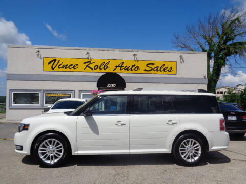 2013 Ford Flex for sale at Vince Kolb Auto Sales in Lake Ozark MO