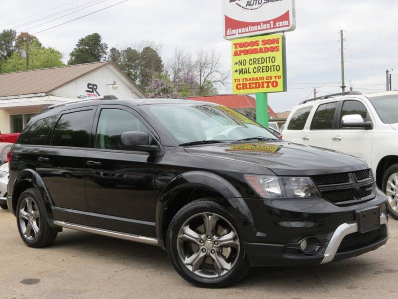 2014 Dodge Journey for sale at Diego Auto Sales #1 in Gainesville GA