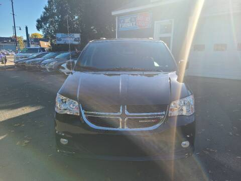 2018 Dodge Grand Caravan for sale at Bridge Auto Group Corp in Salem MA