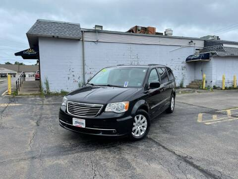 2014 Chrysler Town and Country for sale at Santa Motors Inc in Rochester NY