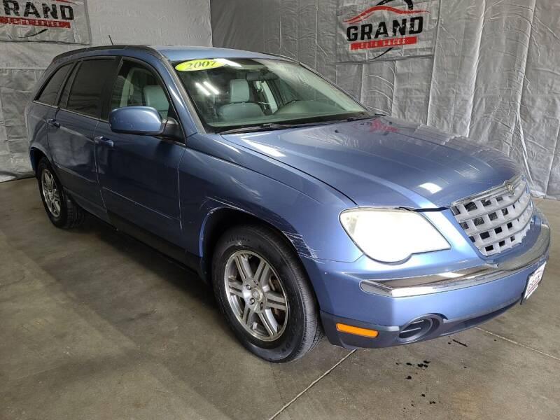2007 Chrysler Pacifica for sale at GRAND AUTO SALES in Grand Island NE