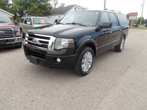 2012 Ford Expedition EL for sale at Jenison Auto Sales in Jenison MI
